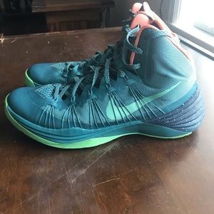 Nike Hyperdunk 2013 Teal/Green